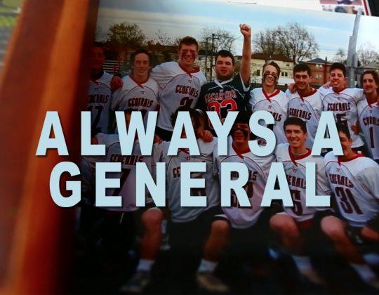 Brendan Gallagher: Always a General