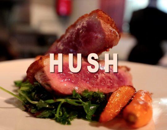 Hush: The Rhythm of a Hometown Chef