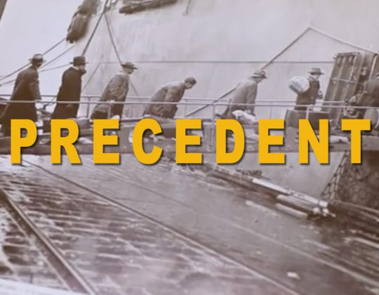 Precedent: Reflecting on Japanese internment