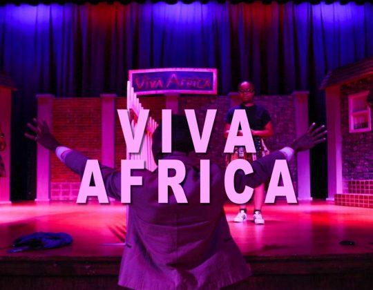 Viva Africa: A refugee