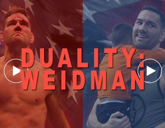 Weidman: Duality