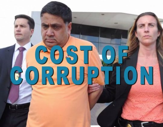 The Cost of Corruption